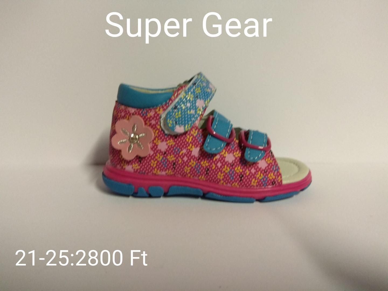 Super Gear lány szandál