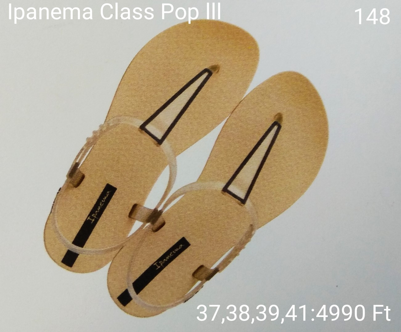 Ipanema Class Pop lll